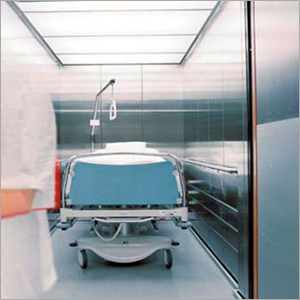 Stainless Steel Hospital Elevator