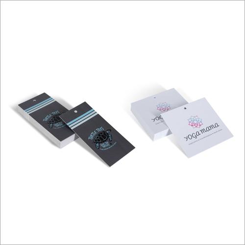 Paper Custom Printed Hang Tag