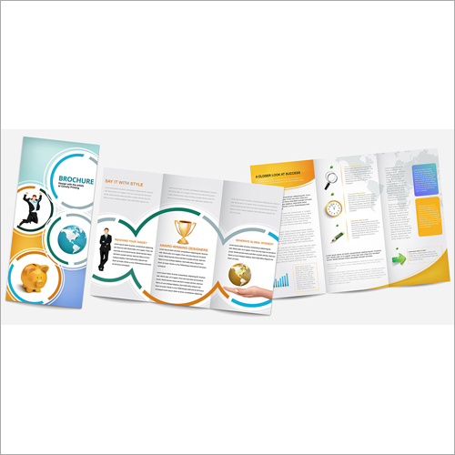 Multifold Brochure Printing Service
