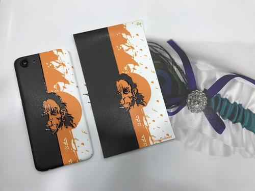 Printed Mobile Phone Skins