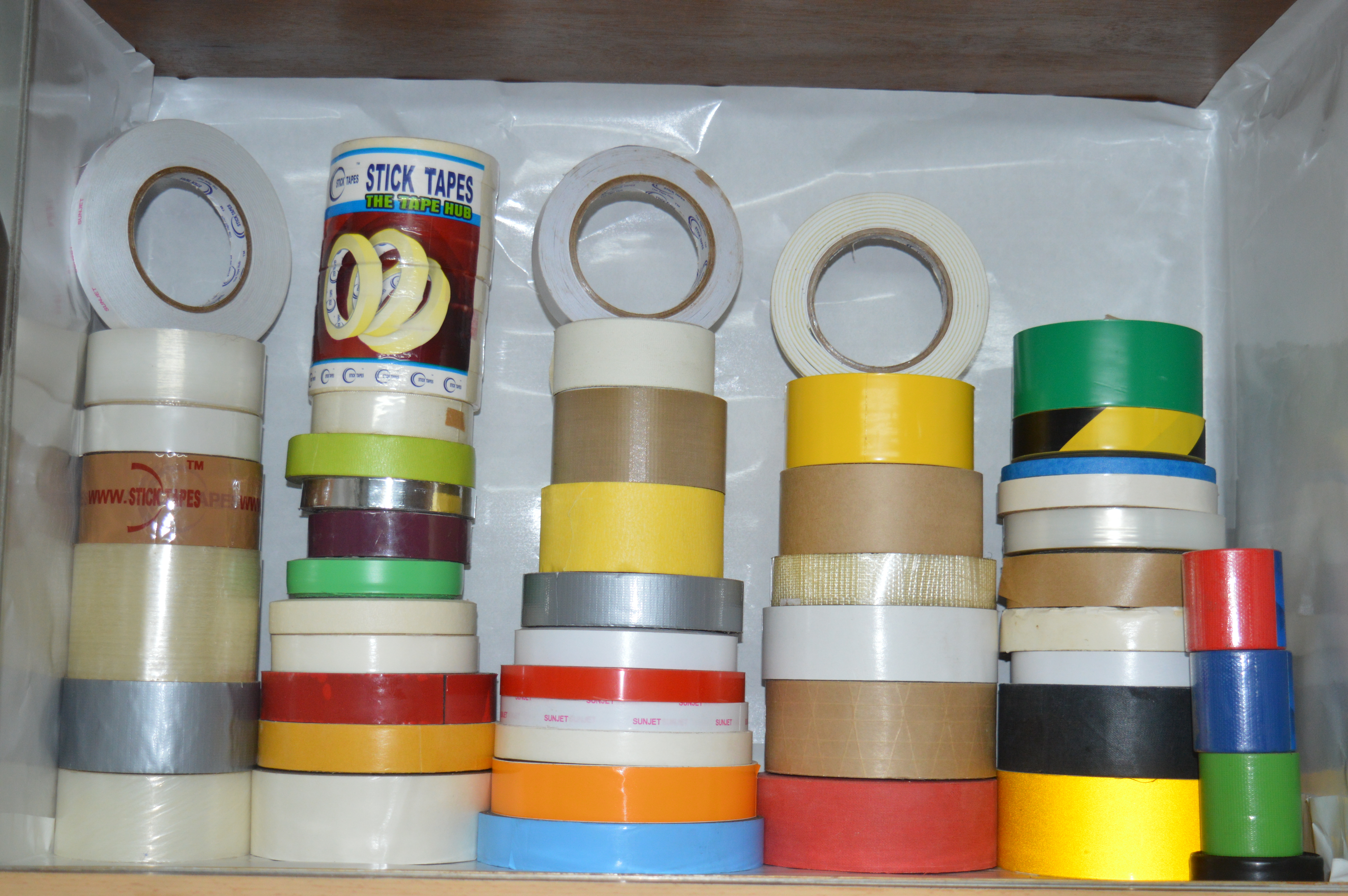 Single Side Cotton Tape