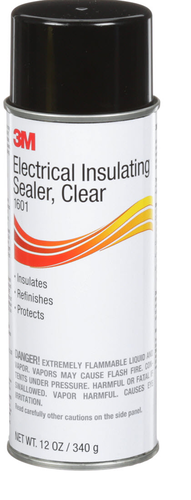 3M Scotch 1601-C Insulating Sealer Clear