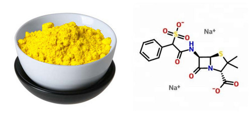 API Sulbenicillin sodium CAS:28002-18-8