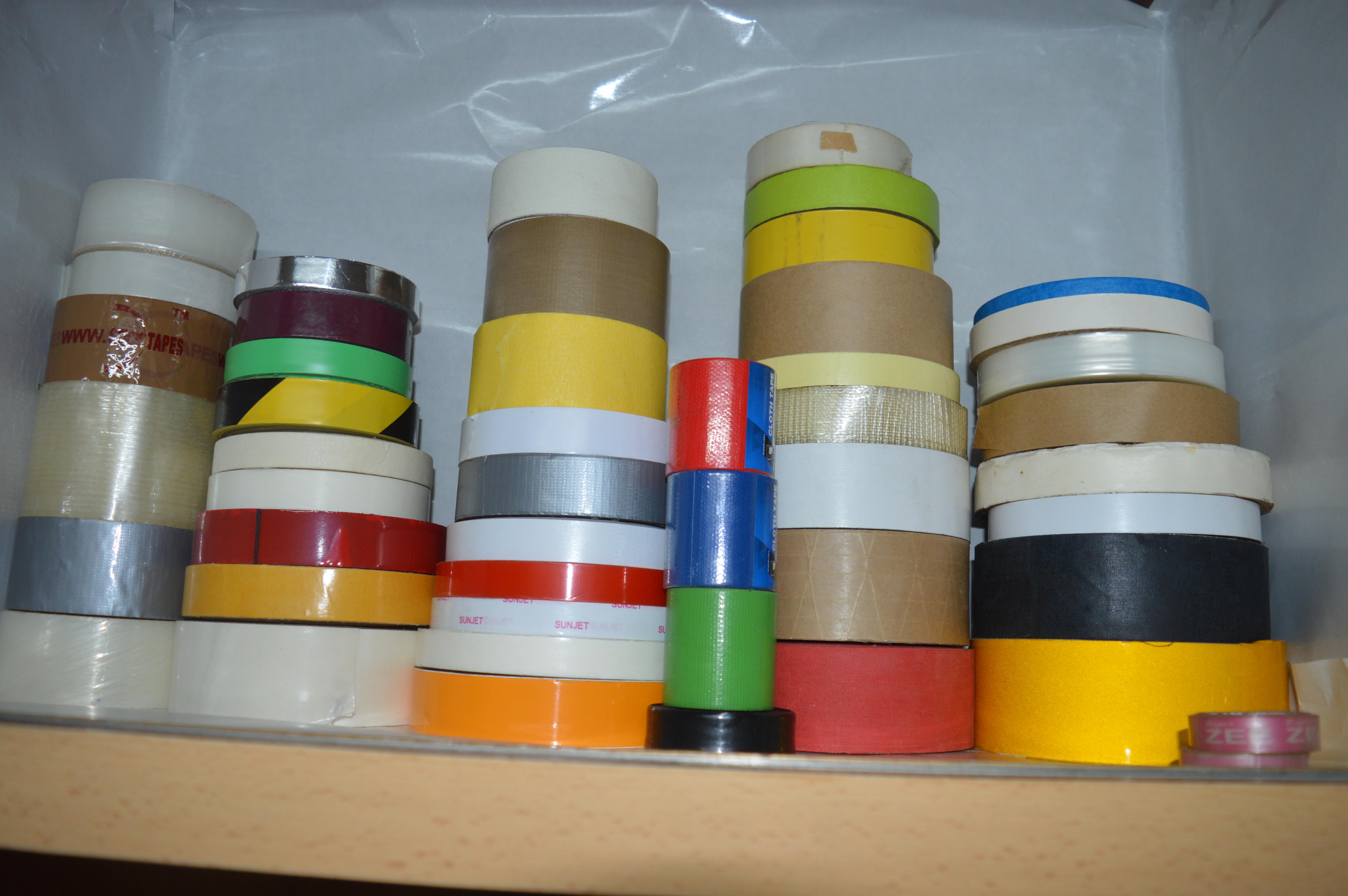 Self Adhesive PVC Coated Paper