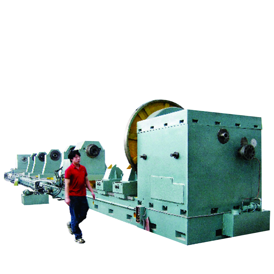 TS21100/TS21160 deep hole drilling and boring machine