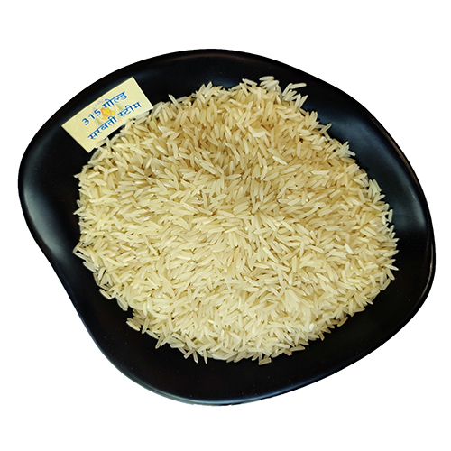 315 Gold Sarbati Steam Rice