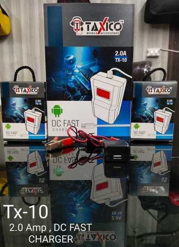 TX-10     2.1 Amp DC charger for android