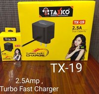 TX-19  2.5 a fast charger