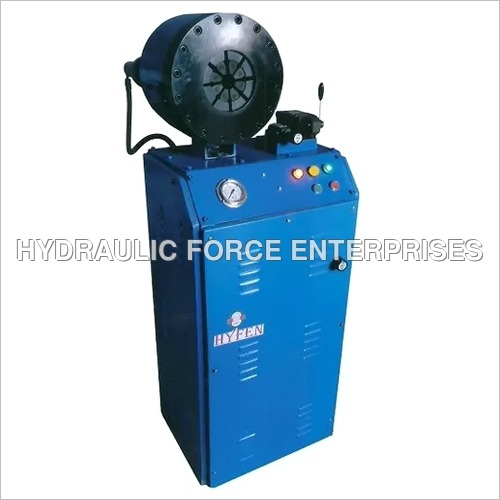 Semi Automatic  Hose Crimping Machine