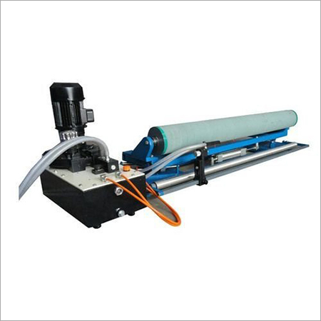 Web Guiding System For Lamination Machine