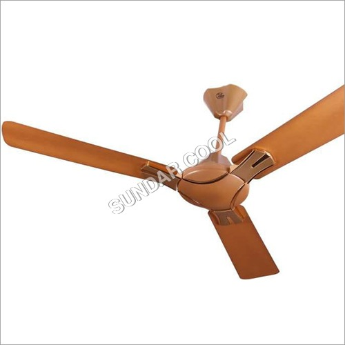 3 Blade Brown Ceiling Fan