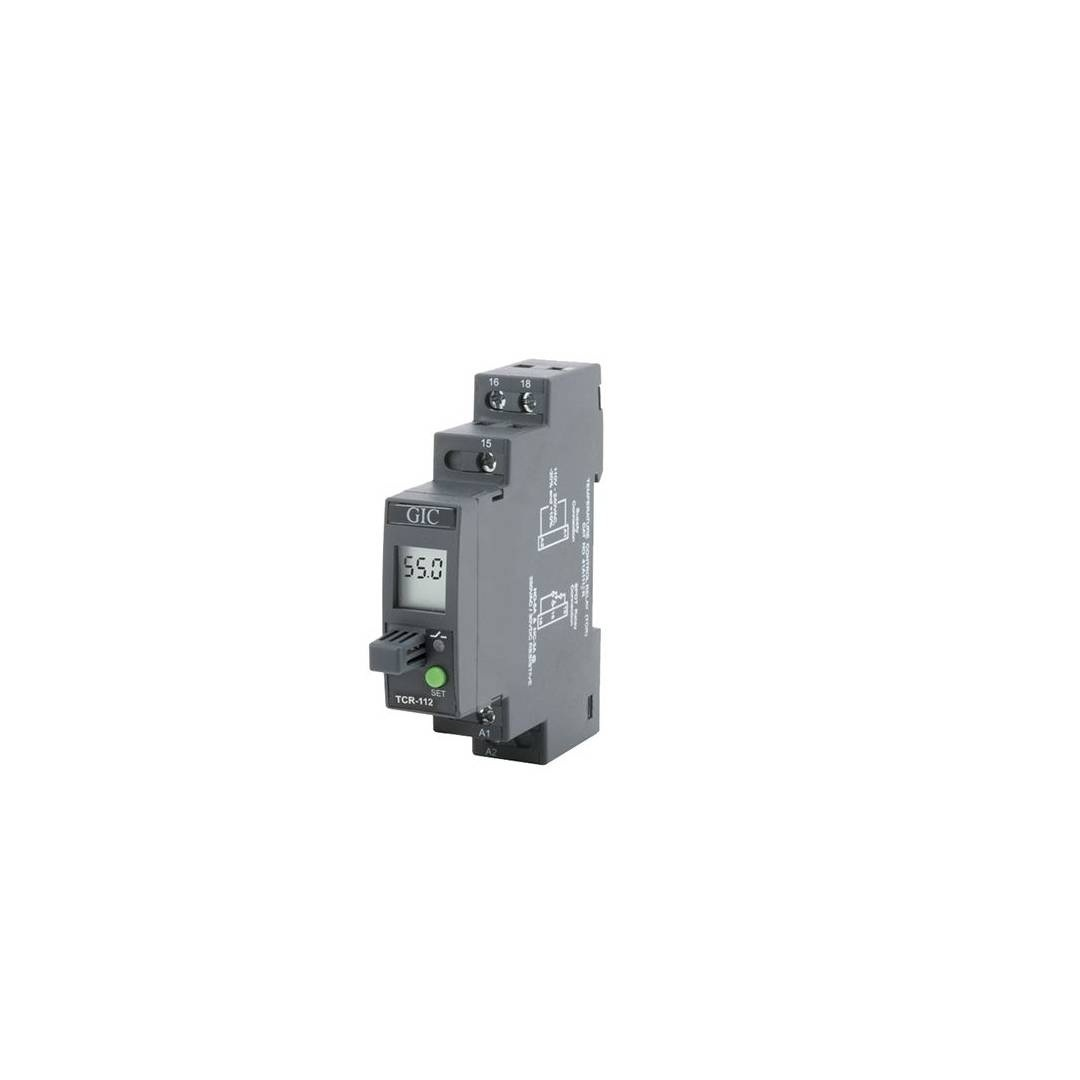 GIC Temperature Control Relay 41A111BR