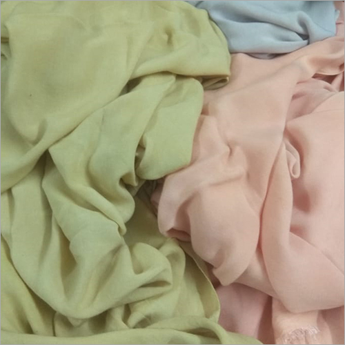 Vegetable Dyed Rayon Fabric