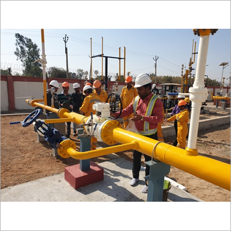 City Gas Distribution Pipeline Network