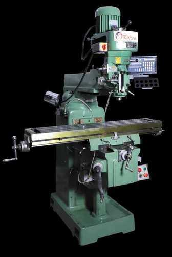 Manual DRO Milling Machine