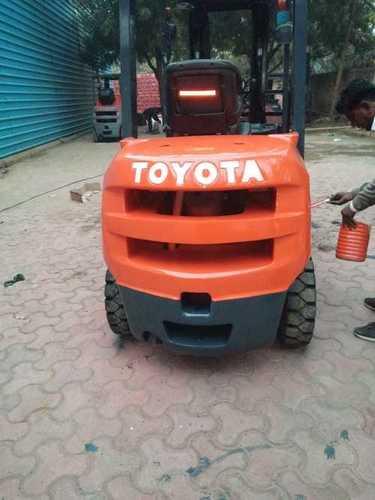 Battery Operated  nichyu Forklift