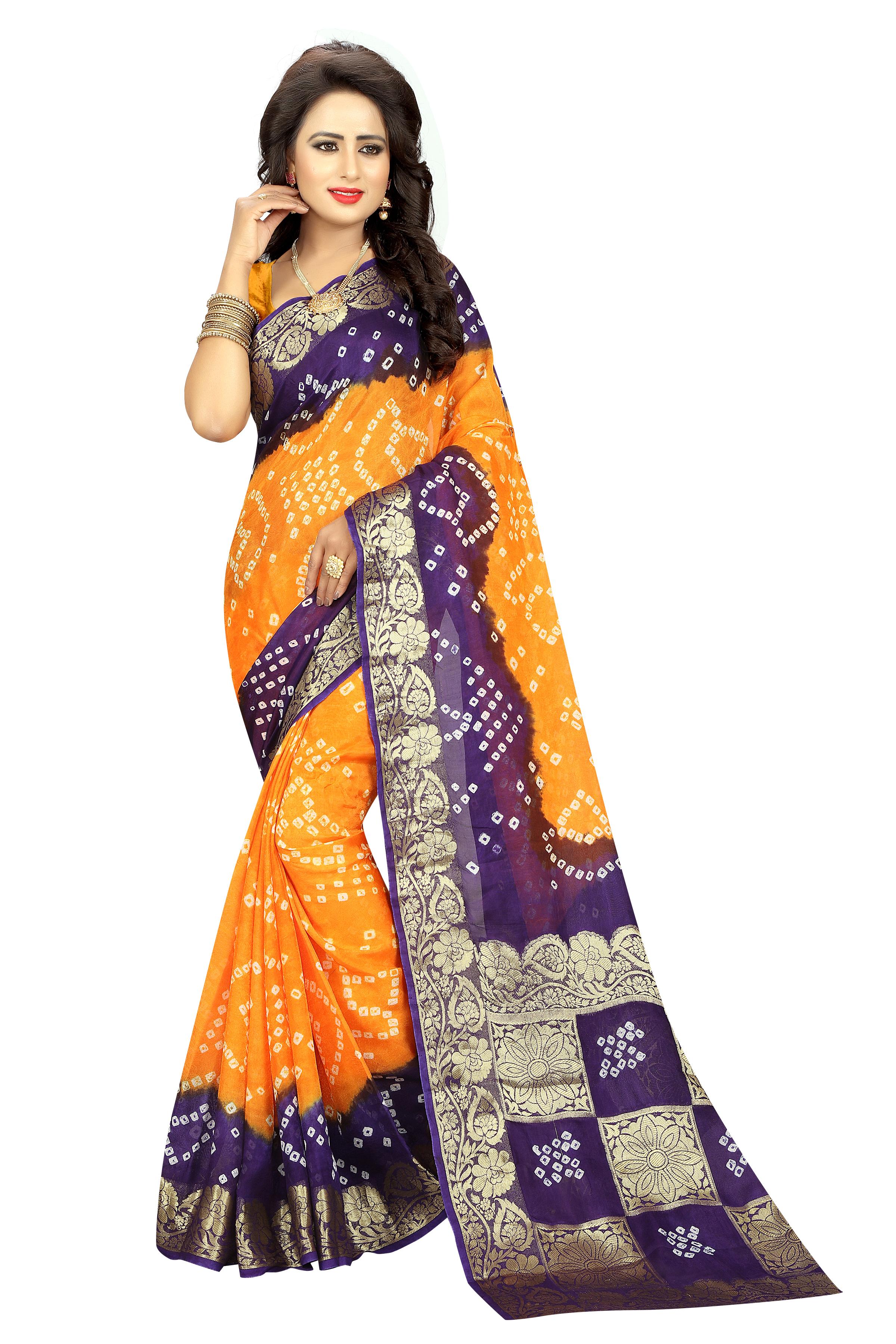 New Attractive Design pure Cotton Saree with Rich Pallu