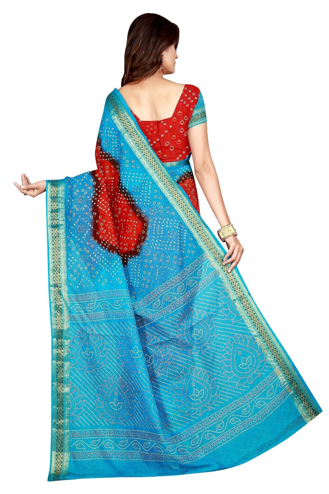 Pure Cotton Saree with zari work border