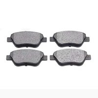 Audi A6 Rear Brake Pads - A6 Disc Pads