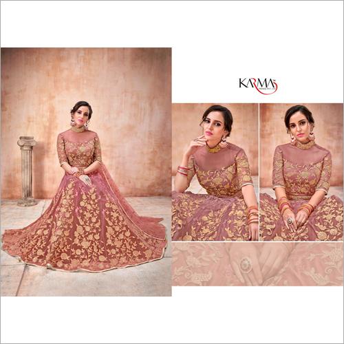 Bridal Anarkali Salwar Suit