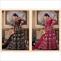 Designer Fashionable Anarkali Suit