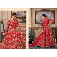 Ladies Fancy Anarkali Suit