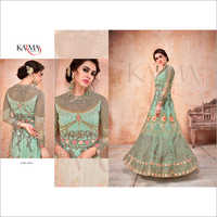 Ladies Floor Length Salwar Suit