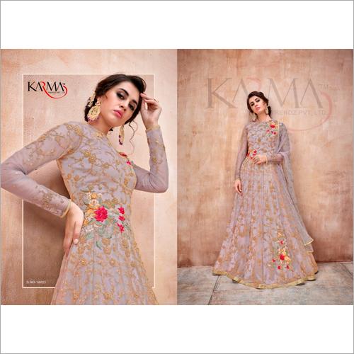 Indian Floor Length Suit