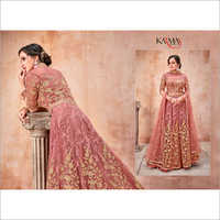 Partywear Ladies Anarkali Salwar Suits