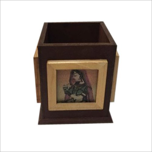Handcrafted Painting Wooden Box