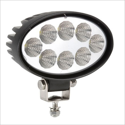 Oval 9 LED Fog Lamp