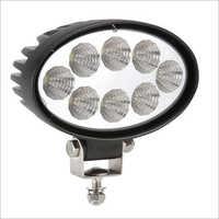 Oval 9 LED Fog Lamp