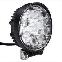 Round 9 LED Fog Lamp