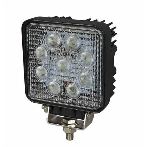 Square 9 LED Fog Lamp
