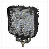 Fog Lamp Square 9 LED 27 W (9V-24V)