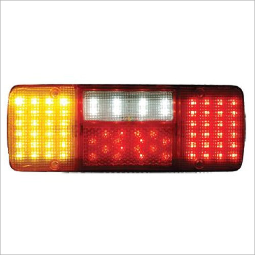 Tail Lamp 4 Chamber Universal LED
