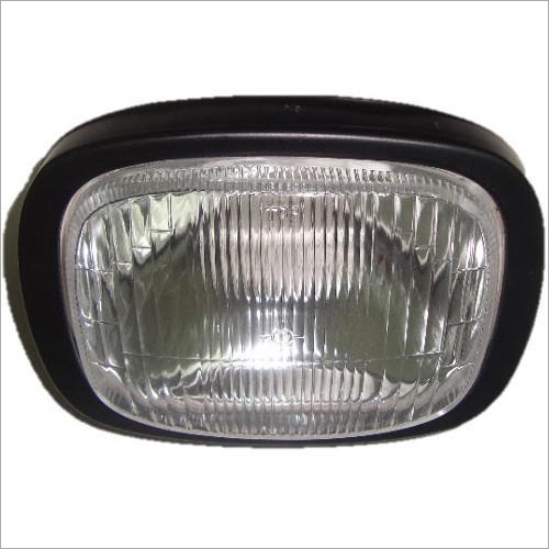 Head Lamp RECTANGULAR PTL TRACTOR