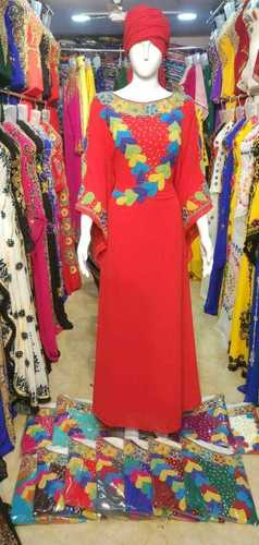 Long Kurtis Red Color