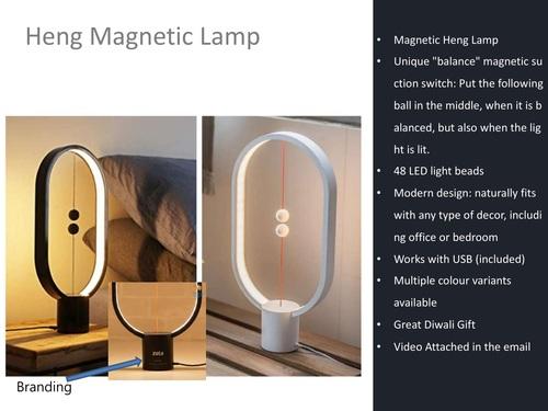 Heng Magnetic Lamp