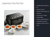 Japanese Tea Pot Set For Corporate Gifiting & Promotional Gifting.