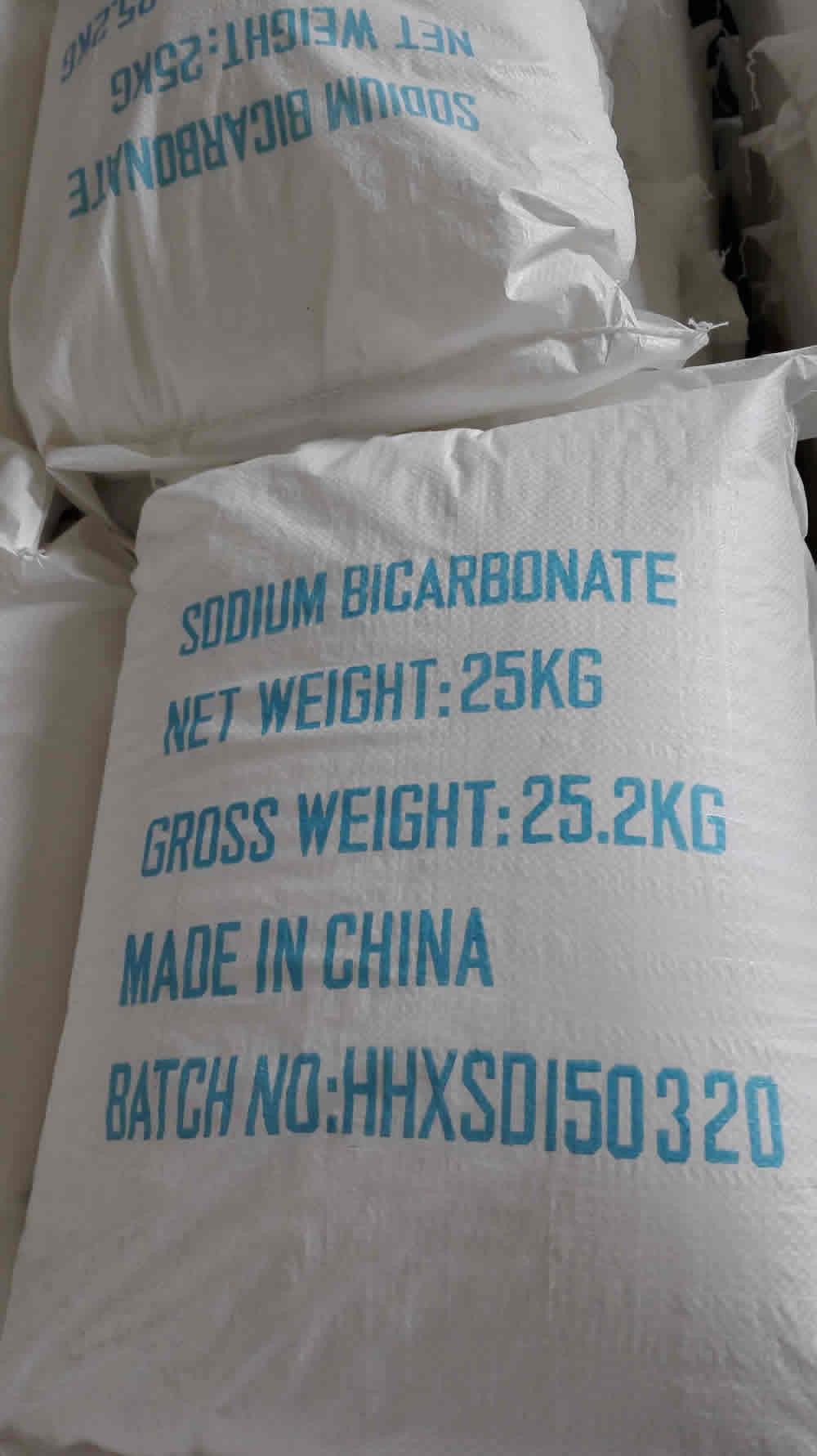 Sodium Bicarbonate Industrial Grade 99.0%