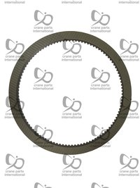 FRICTION PLATE for crane