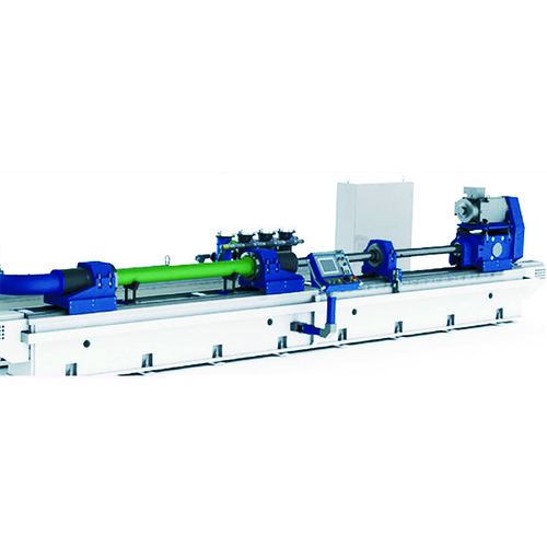 TGK25/TGK35 CNC deep hole skiving and roller burnishing machine