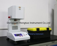 DH-MI-BP Electronic Digital Plastic Material Melt Flow Index Testing Instrument