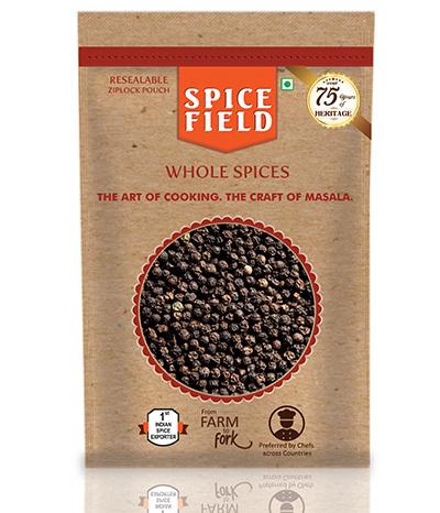 Black Pepper Whole  (Kali mirch)
