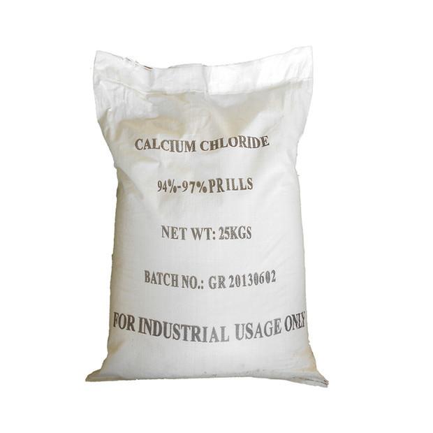 calcium chloride prills 94%
