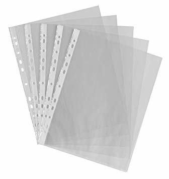 A4 Punch Folder