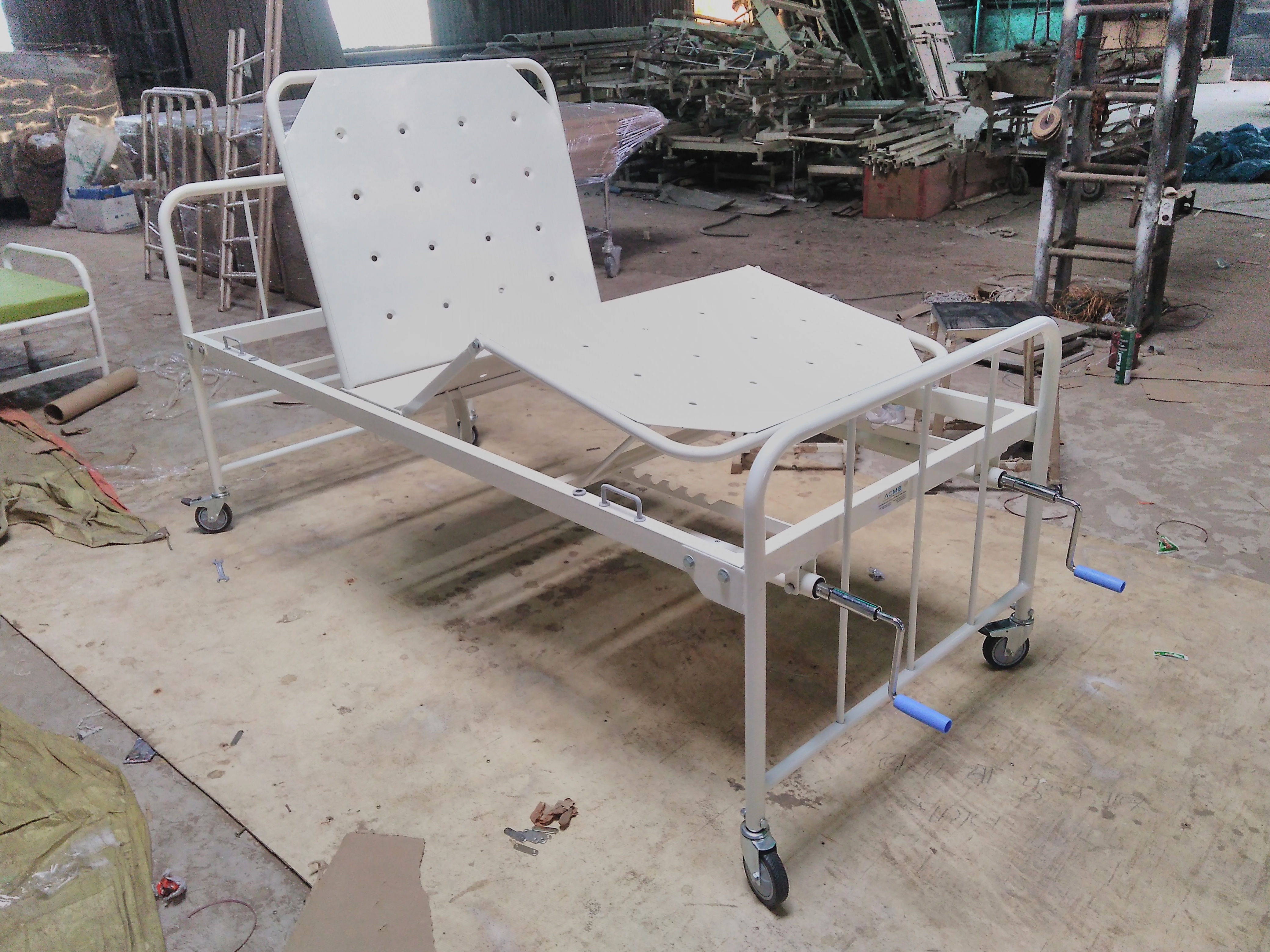 Fowler Hospital Bed General