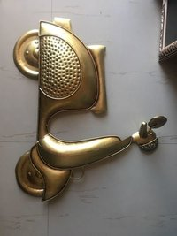 METAL WALL DECOR SCOOTER