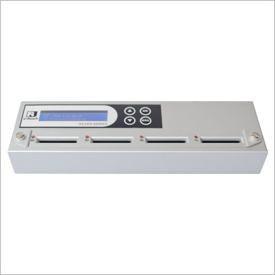 Intelligent 9 Silver Series -  1 to 3 CF Duplicator and Sanitizer (CF904S)